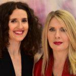 Carolyn Breuer und Andrea Hermenau